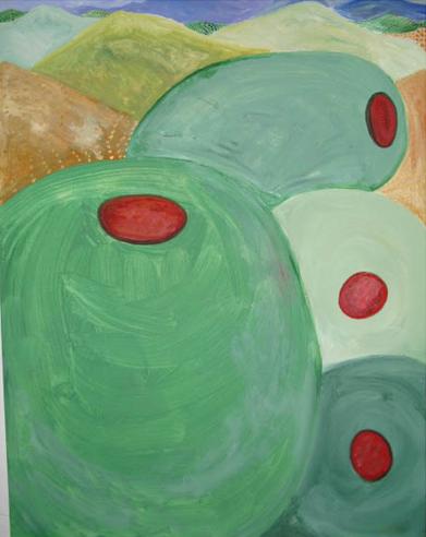 Colline di Olive