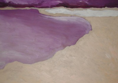 Shell Beach in Lilac