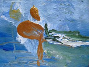 Goddess on the Sea