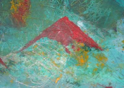 Sinking Underwater