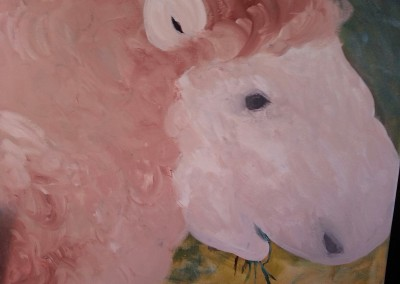 Another Scuttle Hole Sheep