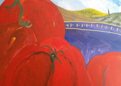 Pomodori della Toscana